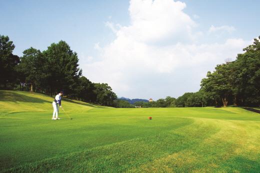 후쿠오카 센츄리 골프클럽 전경. /사진제공=참좋은여행