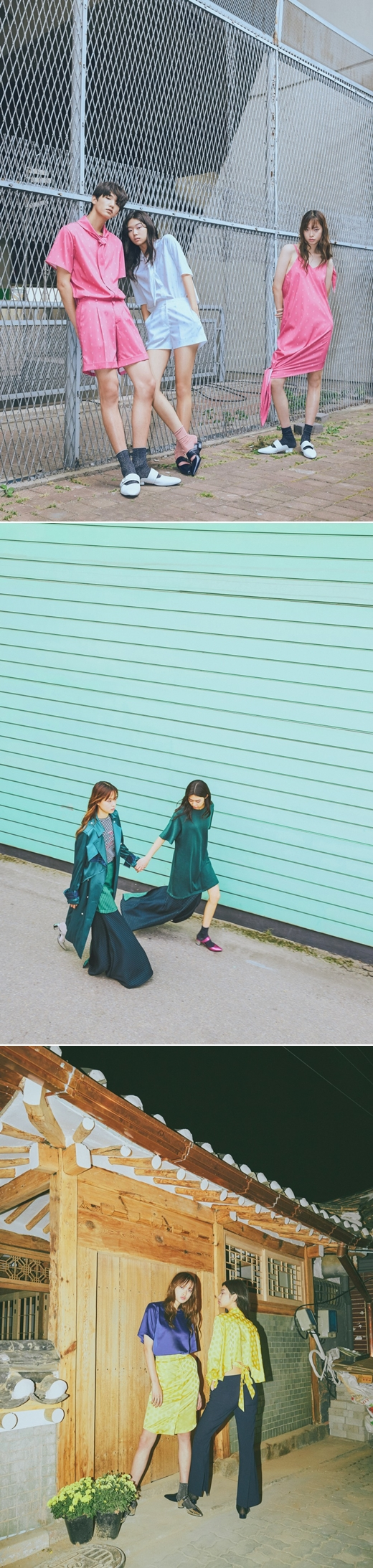 더스튜디오케이 17S/S 컬렉션 공개, 테마는 'SWITCH ON'