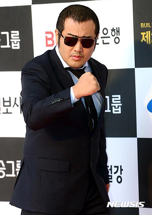 배우 김보성 ./자료사진=뉴시스