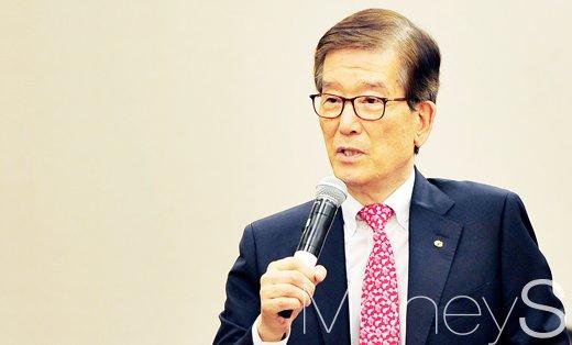 이동걸 KDB산업은행 회장. /사진=임한별 기자