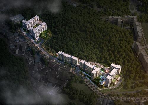 대림산업 'e편한세상 테라스오포' 선착순 분양