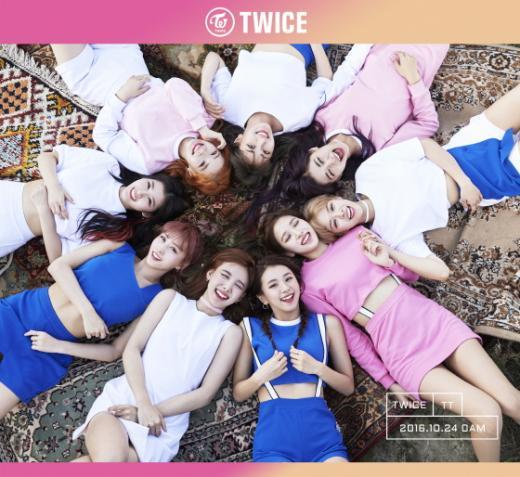 트와이스. /자료사진=JYP엔터테인먼트