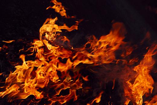 해남 화재. 사진은 기사내용과 무관. /자료사진=이미지투데이
