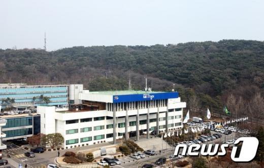 경기도 청년통장. 사진은 경기 수원시 경기도청. /자료사진=뉴스1