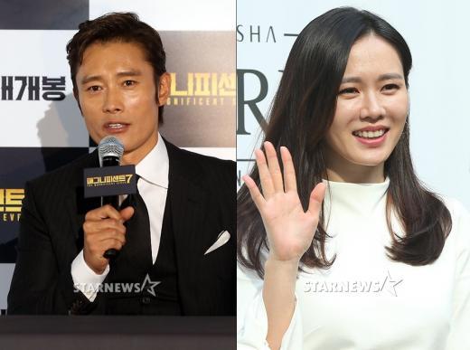 이병헌 손예진. 배우 이병헌(왼쪽)과 손예진. /자료사진=스타뉴스