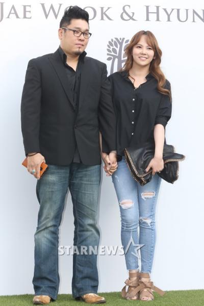 김지우. 왼쪽부터 레이먼킴, 김지우. /자료사진=스타뉴스