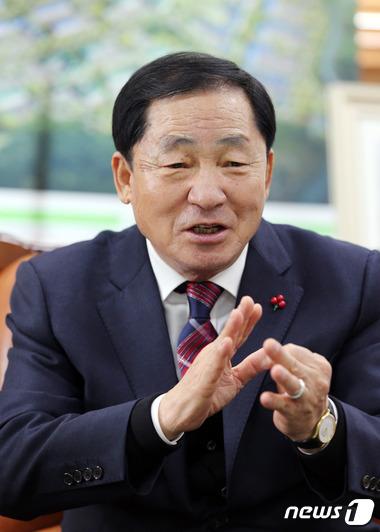 안병호 함평군수, 대한민국 신지식인 선정