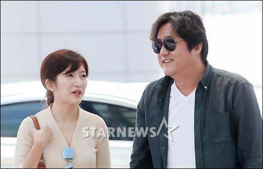 장소연·곽도원(오른쪽). /자료사진=스타뉴스