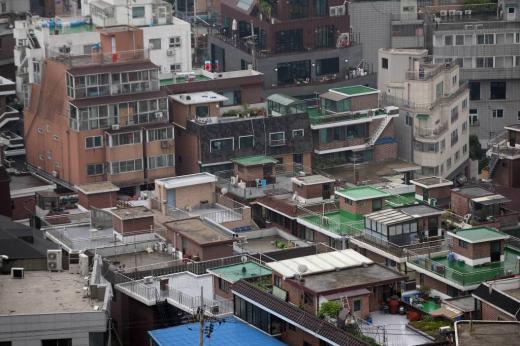 다세대주택들/사진=뉴시스
