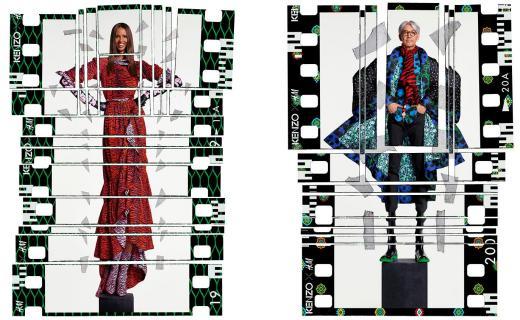 H&M, KENZO 디자이너 콜라보레이션 론칭…1인 7개 한정 판매