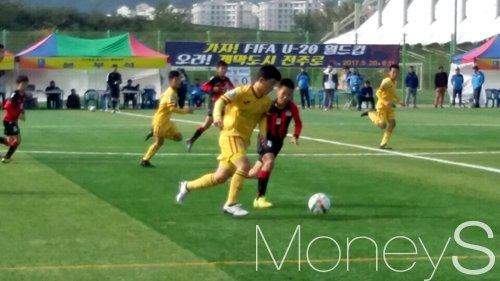 광주FC U-12, 유소년 왕중왕전 4강 진출