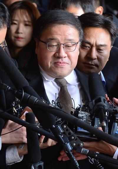 안종범 전 청와대 정책조정수석. /사진=뉴시스 DB