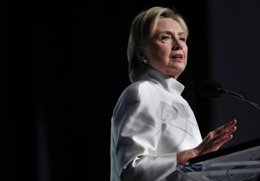 힐러리 클린턴 미국 민주당 대선 후보. /자료사진=머니투데이 DB
