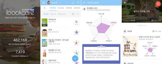 독서코칭 앱 '아이북케어' 출시