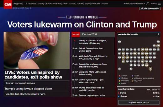 /자료=CNN방송화면 캡처