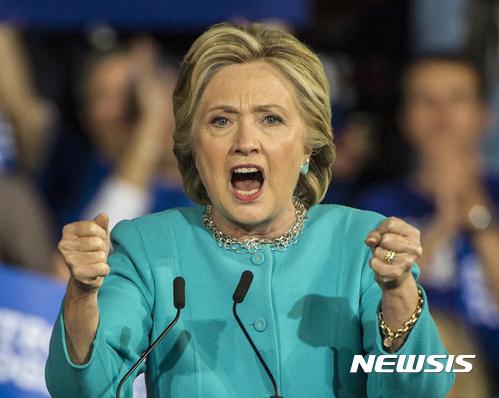 [미 대선 출구조사 발표] 델라웨어, 힐러리 클린턴 승리 예상(속보)