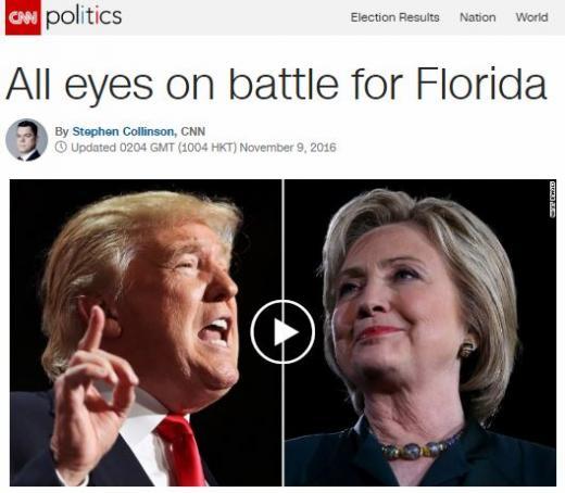 /자료=CNN 방송화면 캡처