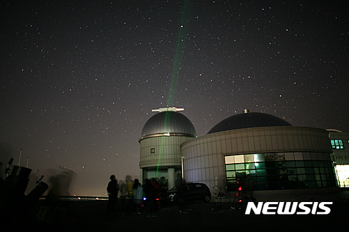 슈퍼문 관측 명당. 사진은 강원 화천 조경철천문대. /사진=뉴시스