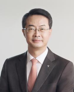 김수천 아시아나항공 사장.