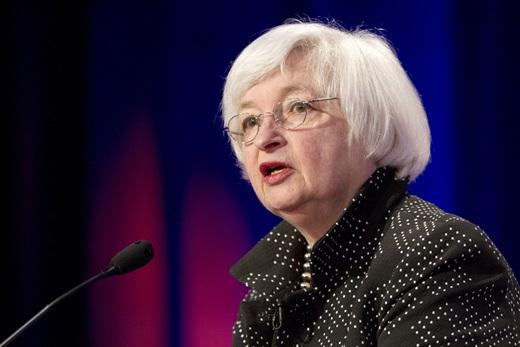 재닛 옐런 연방준비제도(Fed) 이사회 의장. /사진=뉴시스