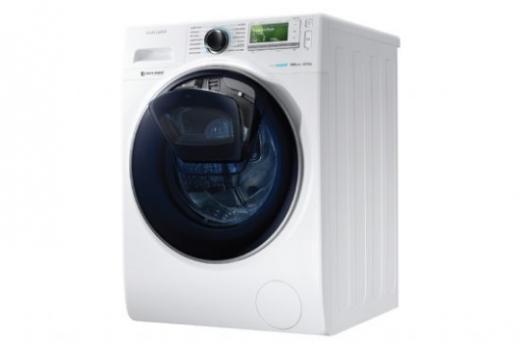 싱가포르 대통령 디자인상을 수상한 삼성전자 애드워시 세탁기. /사진=삼성전자