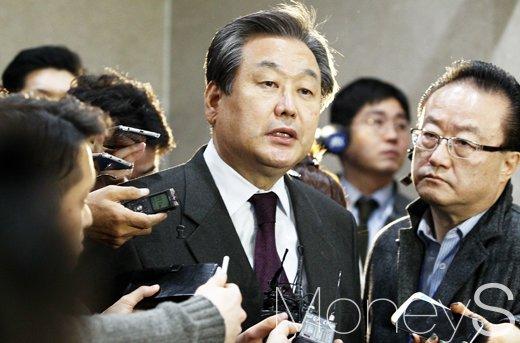 김무성 전 새누리당 대표. /사진=임한별 기자