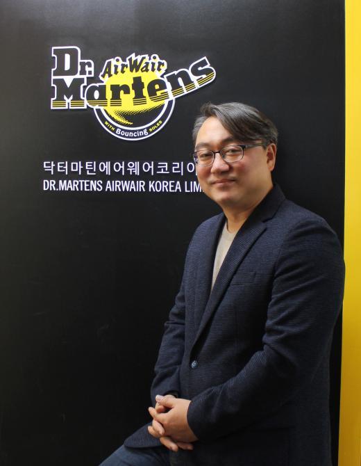 닥터마틴에어웨어코리아, 박중근 신임 한국지사장 선임