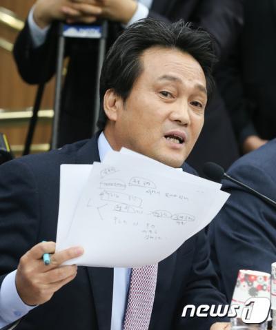 안민석 국회의원. /자료사진=뉴스1