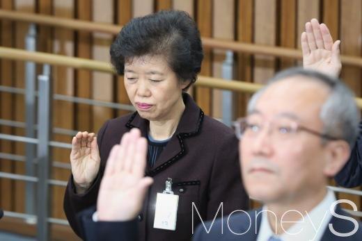 이임순(왼쪽) 순천향대학교서울병원 교수. /사진=사진공동취재단