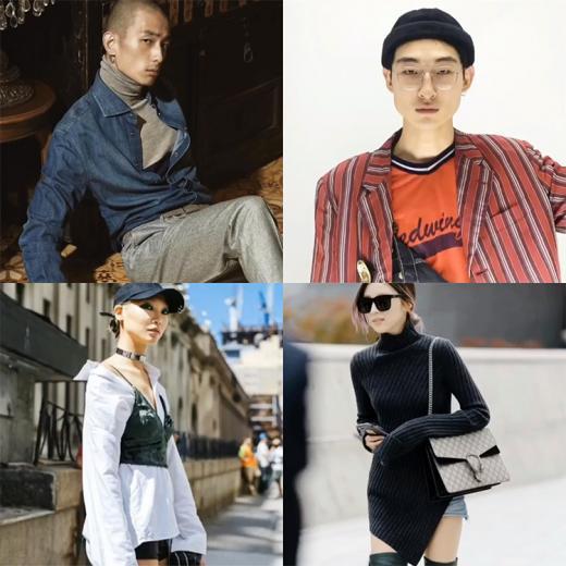 박성진-김상우-수주-아이린, 모델스닷컴 선정 '올해의 모델' 후보에 올라