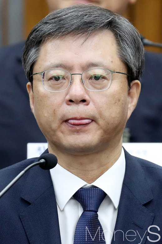 우병우 전 청와대 민정수석. /사진=사진공동취재단