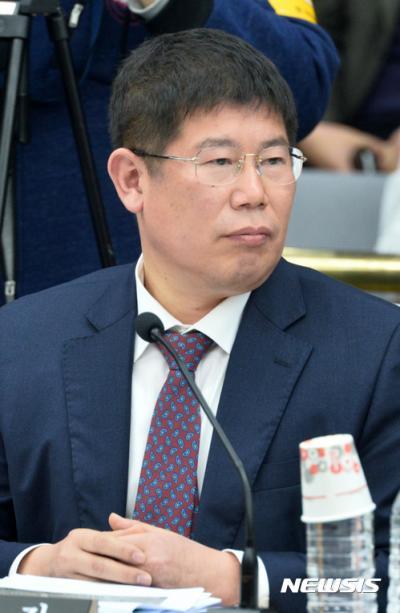 김경진 최순실이 우병우 꽂아. 김경진 국민의당 의원. /자료사진=뉴시스