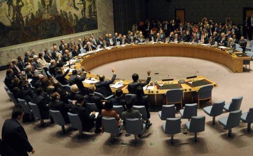 유엔 안전보장이사회. /사진=머니투데이DB(로이터)