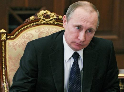 푸틴 러시아 대통령./사진=뉴시스
