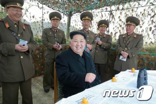 김정은 북한 노동당 위원장. /사진=뉴스1