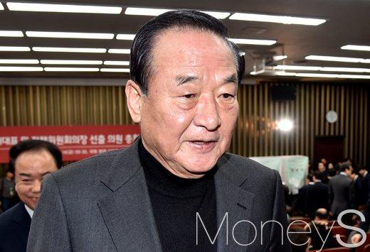 서청원 새누리당 의원. /자료사진=임한별 기자