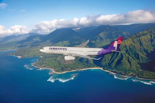 하와이안항공 A330 /사진=하와이안항공 제공