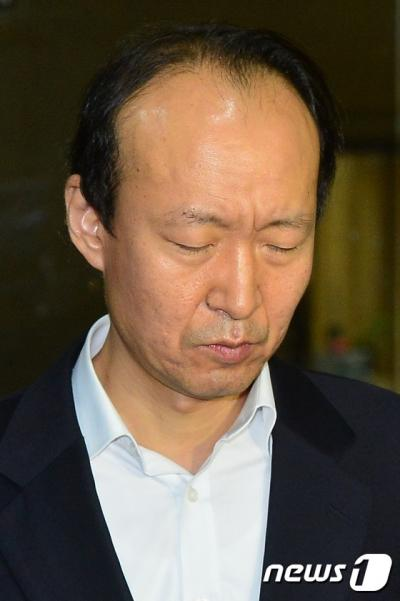 이재만 정 청와대 총무비서관.