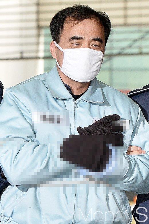[머니S포토] 각종 이권 사업개입 의혹 김종, '다시 특검 소환'