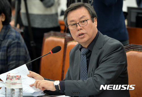 """[7차 청문회] 도종환 의원 """"조윤선 장관, 동행명령장 발부해야"""""""