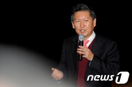 오바마 고별연설.사진은 정청래 전 민주당 의원. /자료사진=뉴스1