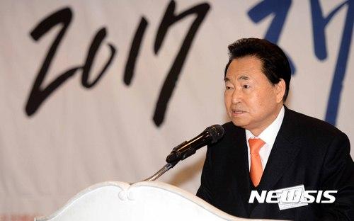 표창원 의원. 사진은 송현섭 민주당 최고위원. /자료사진=뉴시스