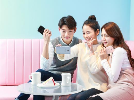 삼성전자, 정유년 첫 출시 스마트폰 '갤럭시A5'