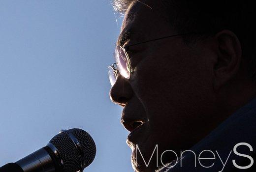 이재용 영장 기각. 사진은 문재인 전 민주당 대표. /사진=임한별 기자
