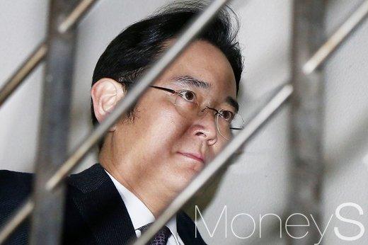 이재용 구속 기각. 조의연 판사. 사진은 이재용 삼성전자 부회장. /사진=임한별 기자