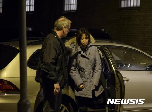 최순실씨의 딸 정유라씨(오른쪽) /사진=뉴시스