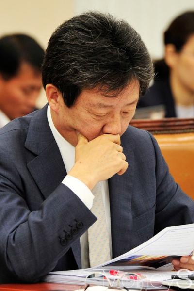 반기문 대선 불출마. 사진은 유승민 바른정당 의원. /사진=임한별 기자