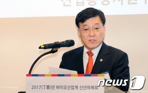 [속보] 정만기 산업통상자원부 1차관 특검 출석