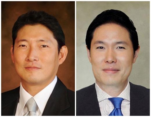 효성그룹 조현준 회장(왼쪽)과 조현상 사장. /사진=효성