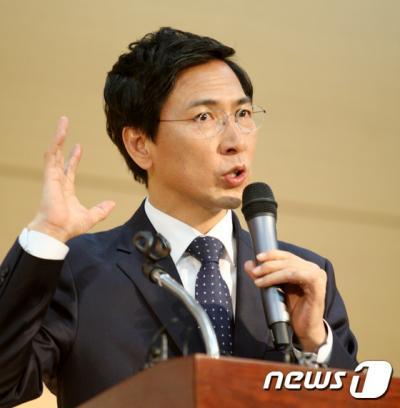 대선 후보 지지율. 사진은 안희정 충남지사. /사진=뉴스1